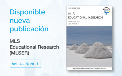 New issue of the MLS Educational Research journal sponsored by UNINI Puerto Rico