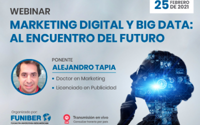 UNINI Puerto Rico participa en webinar sobre Marketing Digital y Big Data