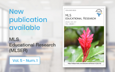 UNINI Puerto Rico sponsors new issue of the MLS Educational Research journal