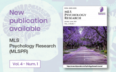 New issue of the MLS Psychology Research journal, sponsored by UNINI Puerto Rico